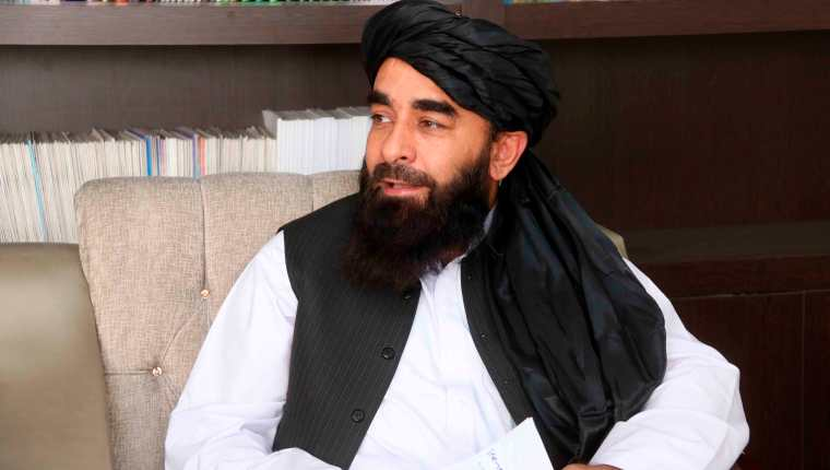 Zabihullah Mujahid,