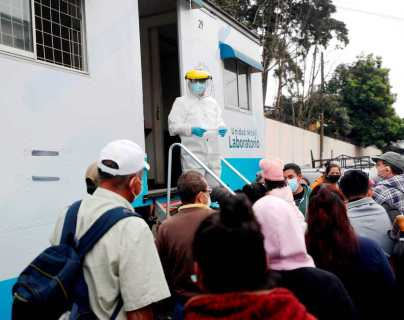 Guatemala registra un 97% de ocupación por covid-19 y las otras cifras que demuestran por qué es uno de los países más afectados de la región