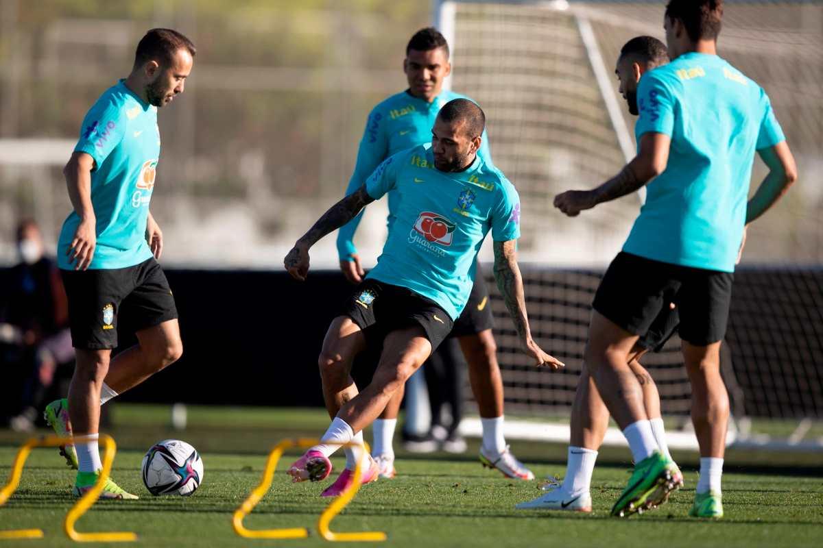 Brasil prescinde de jugadores que militan en la Premier League para eliminatorias ante Chile, Argentina y Perú