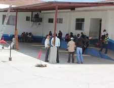 Hospital Nacional de Chimaltenango. (Foto Prensa Libre: Hemeroteca PL)