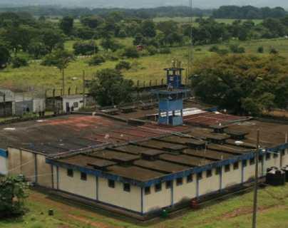 Centro de Alta Seguridad de Escuintla, El Infiernito. (Foto: Hemeroteca PL)