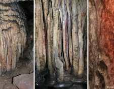 Los neandertales, considerados durante mucho tiempo como poco sofisticados y brutos, habrían pintado estas estalagmitas en una cueva española hace más de 60.000 años.