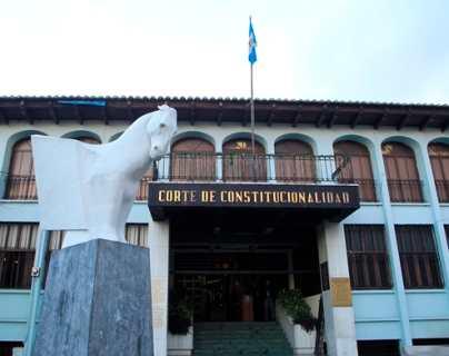 Corte de Constitucionalidad ablanda las penas para 62 delitos de corrupción