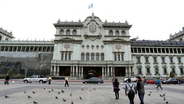 Guatemala cancela las actividades del Bicentenario por la pandemia del covid-19. (Foto Prensa Libre: Hemeroteca PL)