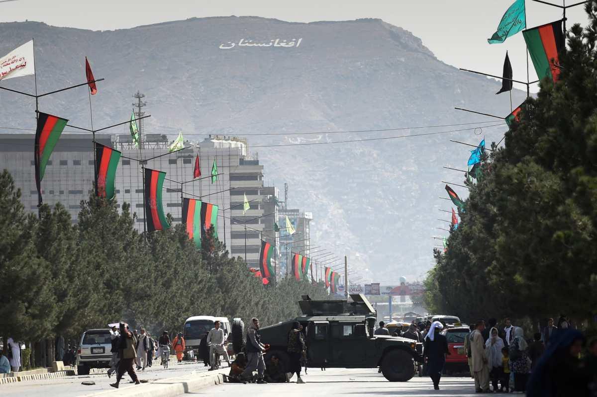 Afganistán: Estados Unidos ataca con dron al EI y mata a dos de sus integrantes