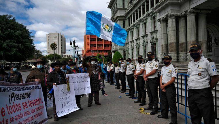 Iglesia Católica insta al gobierno al diálogo ante los últimos acontecimientos sociales que se han suscitado en Guatemala
