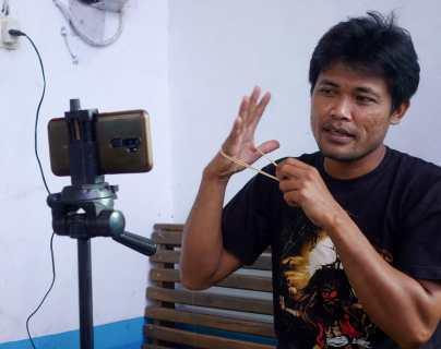 Siswanto: el mecánico que revela cómo logró ser un youtuber con más de 2 millones de seguidores y llegar a ganar más de US$9 mil al mes