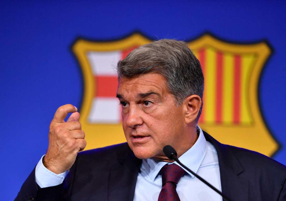 """Presidente del Barcelona sobre Messi: """"Tenemos una institución que está por encima de todo, hasta del mejor jugador del mundo"""""""