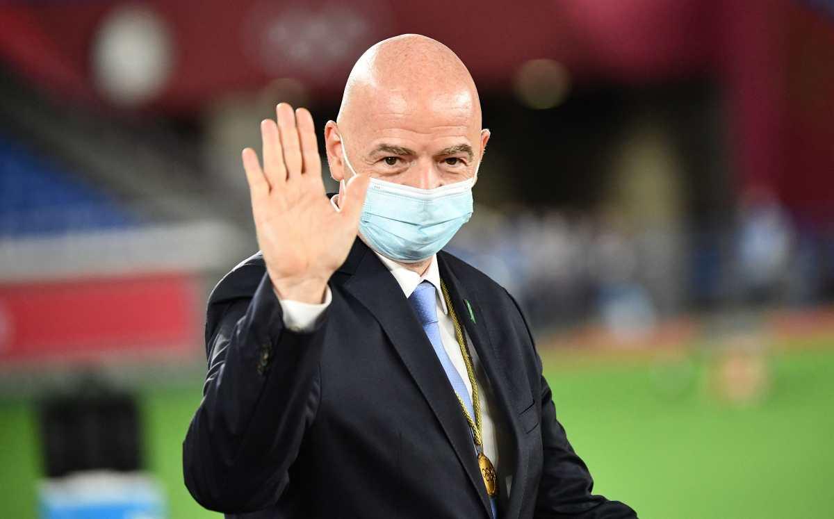 El presidente de la FIFA, Gianni Infantino envía sus condolencias tras el fallecimiento del ex jugador guatemalteco Julio César Anderson