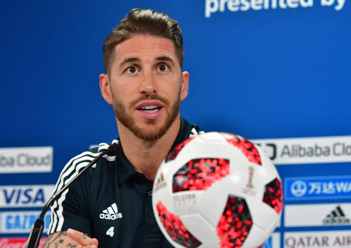 Sergio Ramos podrá hacer su debut con el PSG hasta septiembre