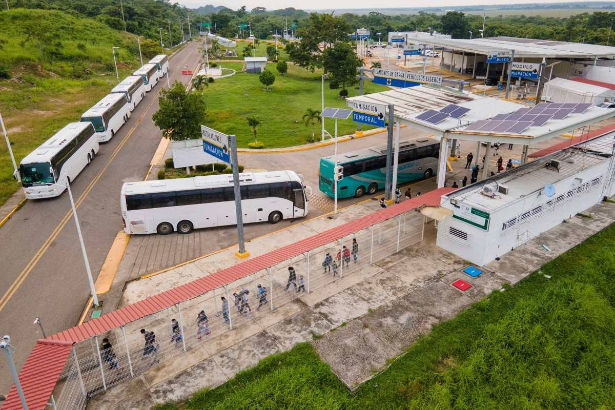 Tímida reacción del Gobierno ante crisis migratoria en El Ceibo