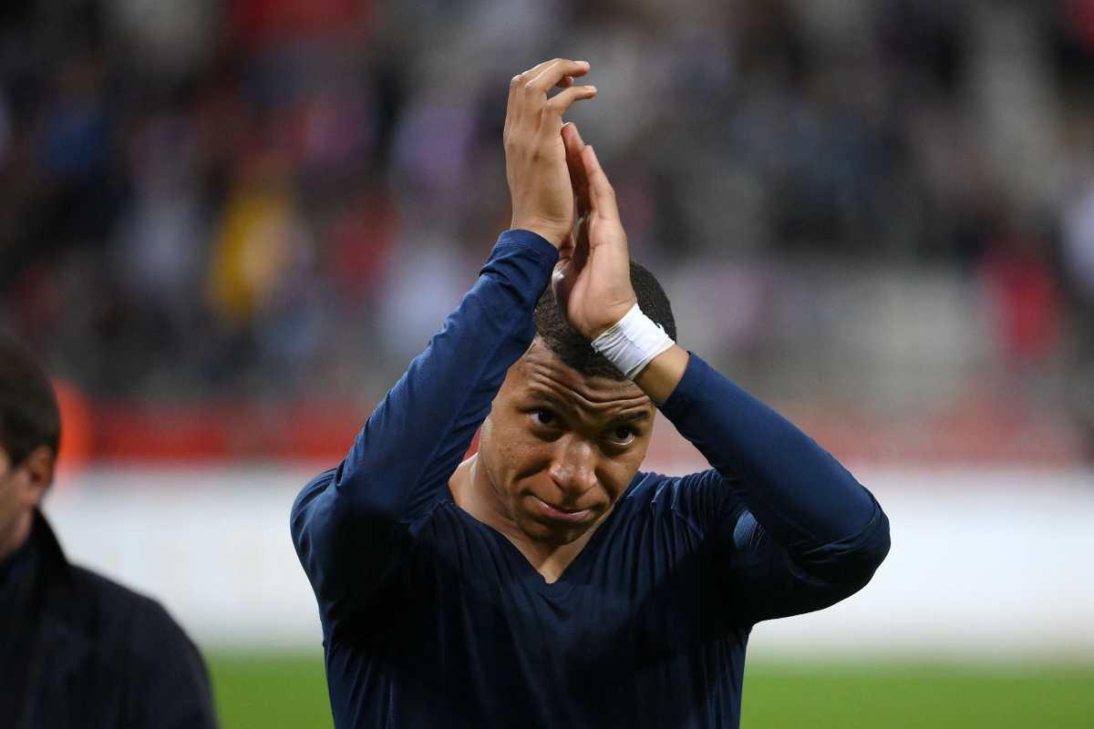 El Real Madrid se retira de la puja por Mbappé tras ofrecer €200 millones, según L'Equipe