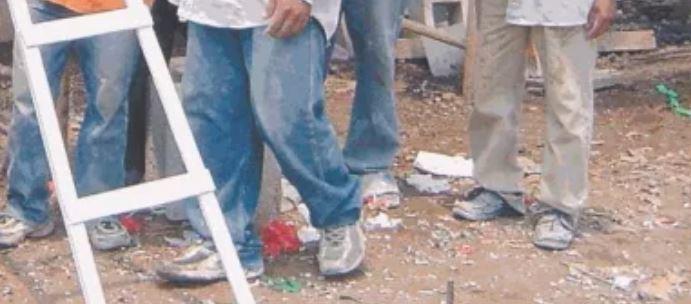 Le cae encima una viga de dos toneladas en el trabajo, le amputan uno de los pies y la empresa lo despide