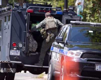 """Autoridades en EE. UU. investigan una """"amenaza de bomba"""" cerca del Capitolio"""