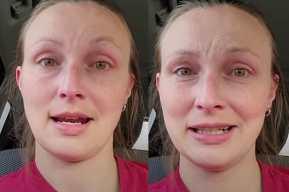 """""""Estamos intubando y perdiendo personas de mi edad"""": Enfermera relata su desgarradora experiencia atendiendo a jóvenes con covid-19"""