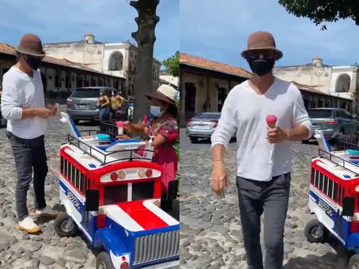 Arjona: la reciente visita a Antigua Guatemala en la que pasó desapercibido (y las otras ocasiones en que ha hecho lo mismo)