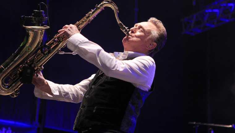 Fallece Brian Travers, saxofonista y miembro fundador de UB40. (Foto Prensa Libre: EFE)