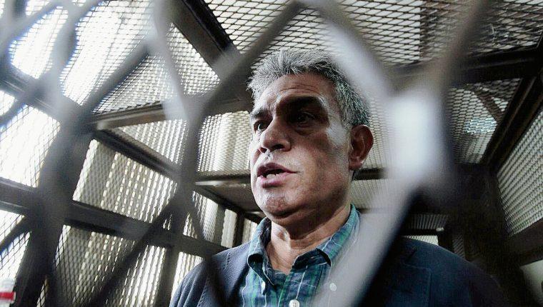 Carlos Muñoz, exjefe de la SAT. (Foto Prensa Libre: Hemeroteca PL)