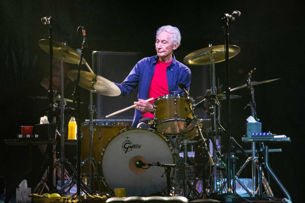 Baterista de los Rolling Stones, Charlie Watts, muere a los 80 años