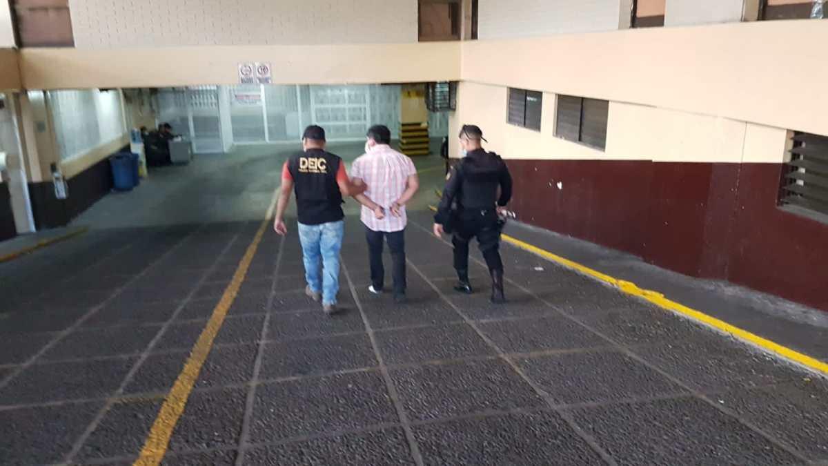 """Desarticulan banda de """"el Chispa"""": el líder salvatrucha investigado en ataques a hospitales para liberar a pandilleros"""