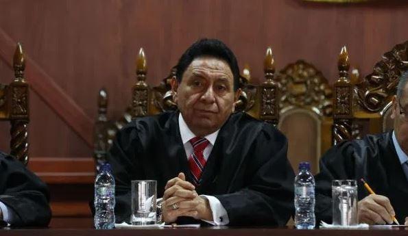 Congreso integra comisión pesquisidora por denuncias contra magistrado Francisco de Mata Vela