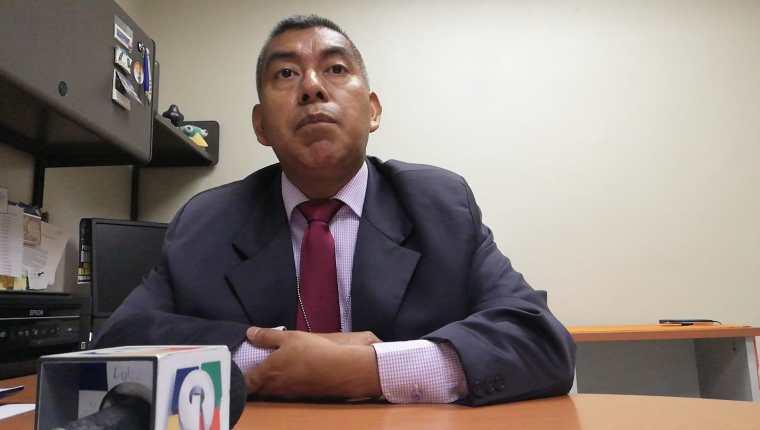 El nuevo jefe de la Feci es José Rafael Curruchiche. (Foto Prensa Libre: Hemeroteca PL)