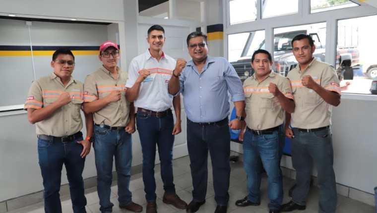 La empresa Centro de Servicio Puente Nuevo aumentó en un 53% sus  ventas como resultado del programa Scale Up. (Foto Prensa Libre: Cortesía Fundesa)