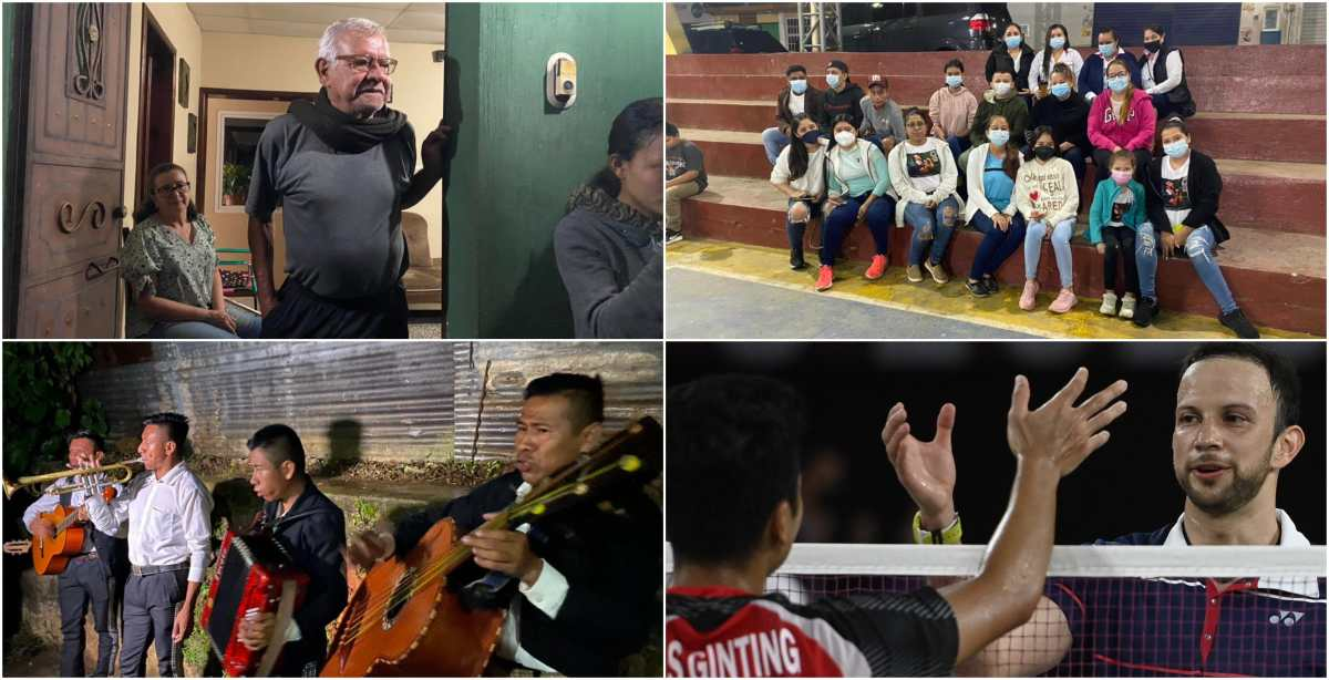 No se cumplió el sueño de bronce, pero el pueblo de Kevin Cordón siempre mantuvo La Unión