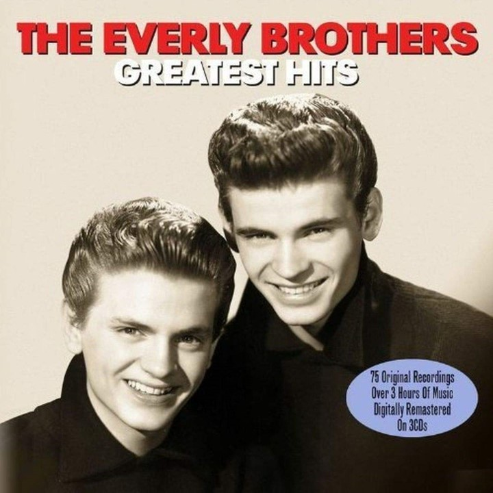 """Fallece Don Everly, del dúo Everly Brothers, que cantaba """"All I Have to Do Is Dream"""""""