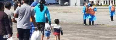 El gobierno de EE. UU. ya había informado de deportaciones familiares. (Foto: Hemeroteca PL)