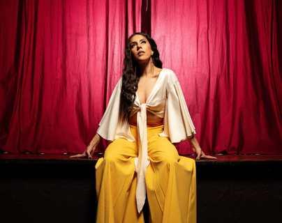 Fabiola Roudha regresa a los estudios y presenta el primer sencillo de su nueva producción discográfica