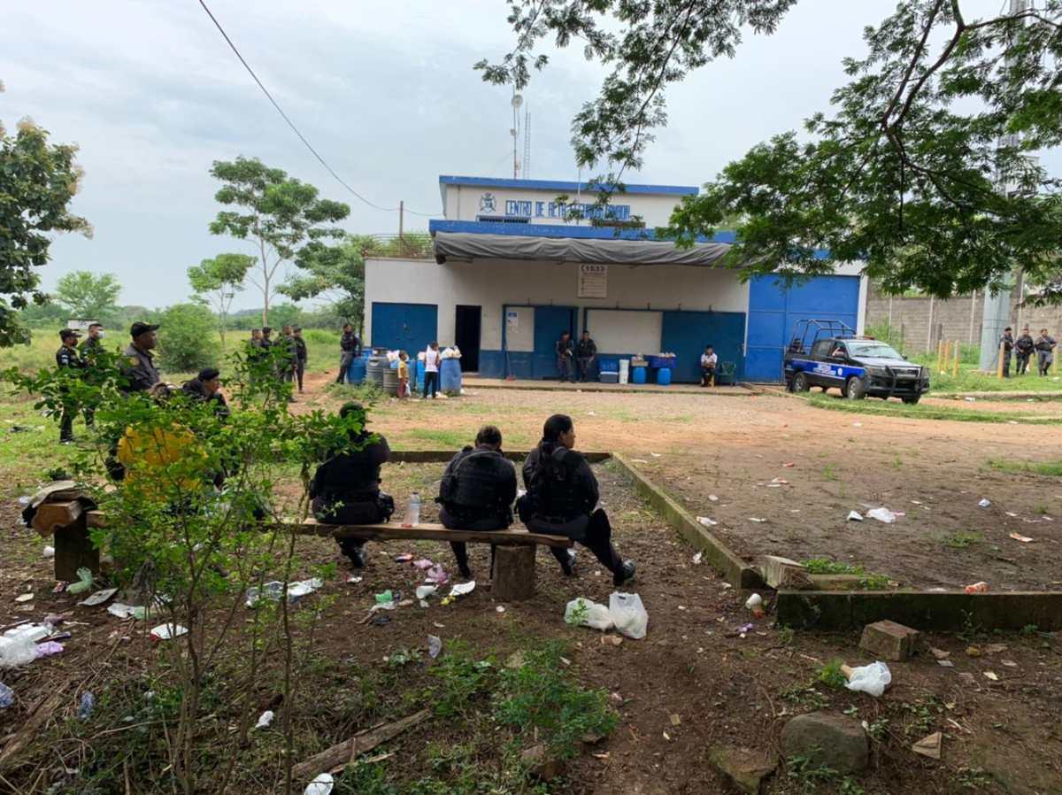 Liberan a guardias del SP retenidos por reos de El Infiernito por más de 30 horas