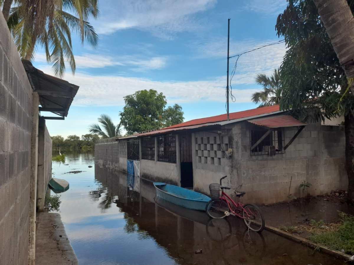 Lluvia de 36 horas deja daños: Retalhuleu y Zacapa son de los más afectados