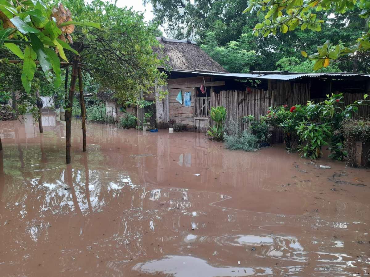 Incidentes por lluvia de las últimas horas dejan al menos dos muertos y 20 mil afectados