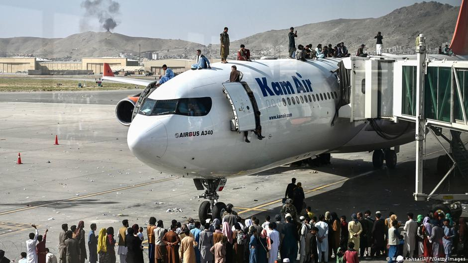 Afganistán: revelan origen de foto viral de Kabul que había sido relacionada con ataques explosivos