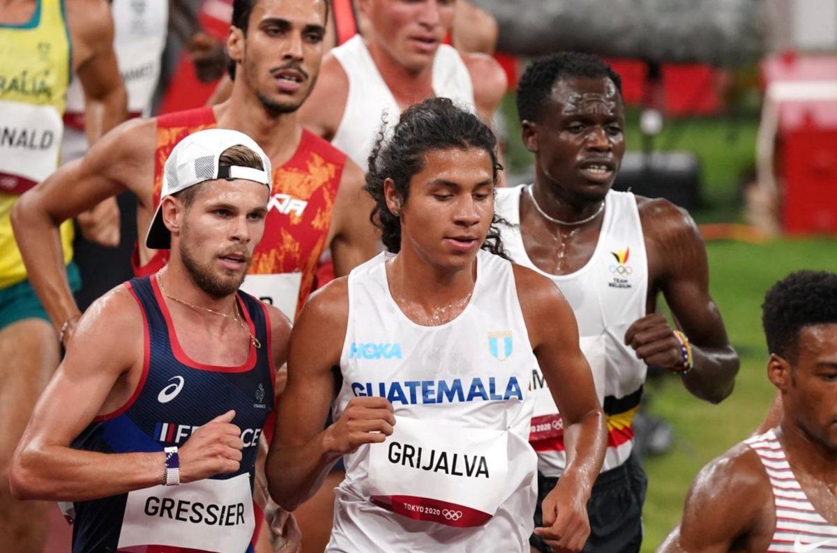 Luis Grijalva: De casi perderse los Juegos Olímpicos a clasificar a una final para Guatemala