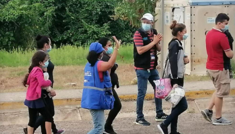 Organizaciones dan detalles de cómo es el traslado de migrantes a la frontera de Guatemala y denuncian violación a sus derechos