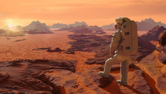 Los candidatos a viajar a Marte deben someterse en la Tierra a las condiciones que enfrentarían en Marte. (Foto: AFP)
