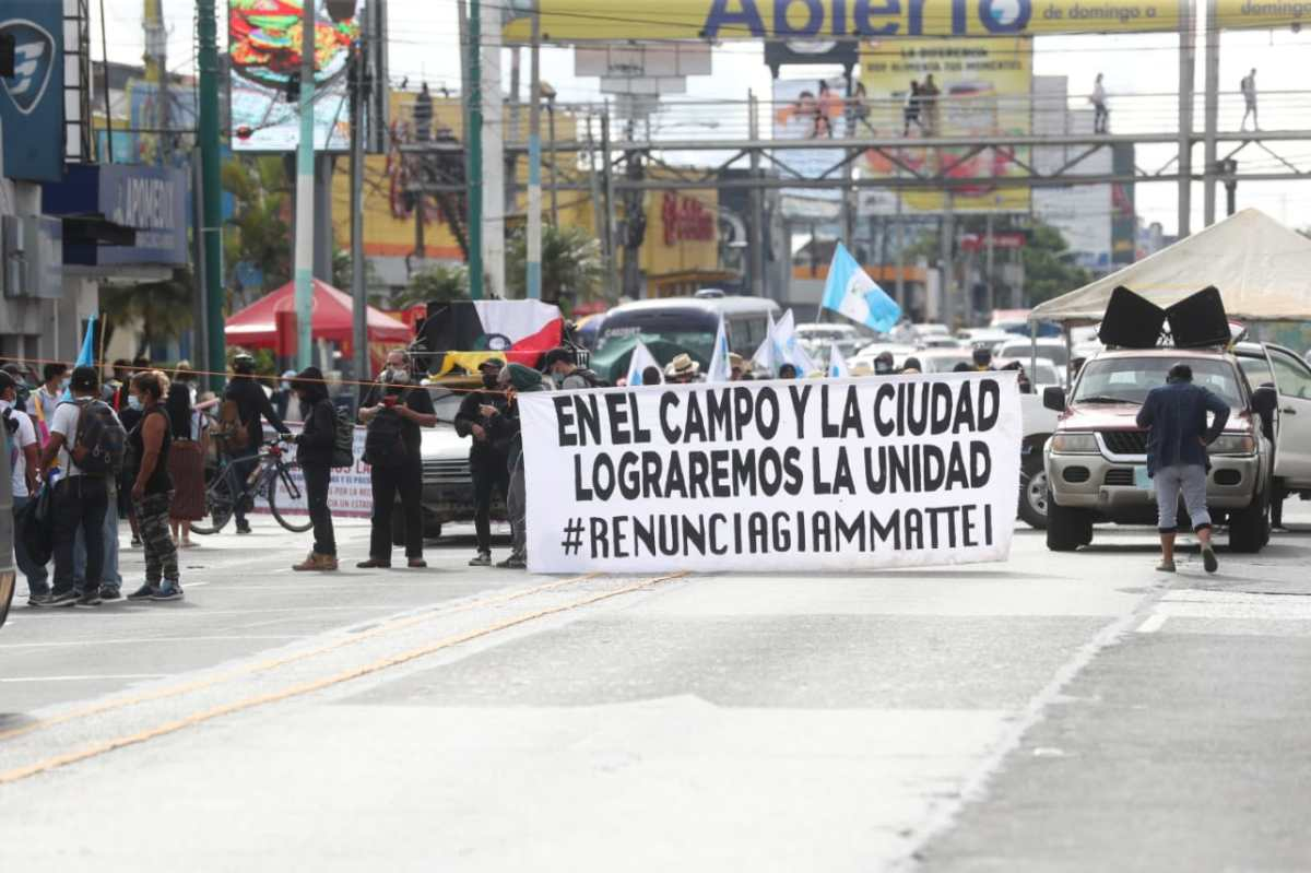 Manifestaciones convocadas por autoridades indígenas se concentran en varias localidades del país