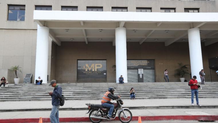 El próximo relevo de autoridades donde será utilizada la Ley de Comisiones de Postulación será para el cambio de Fiscal General. (Foto Prensa Libre: Hemeroteca PL).