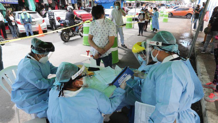 Los casos de coronavirus siguen en aumento en Guatemala. (Foto: Hemeroteca PL)