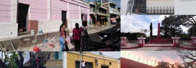La organización zacapaneca también promueve la revitalización de inmuebles importantes e históricos de la zona. (Foto Prensa Libre: Cortesía Pro-Zac)