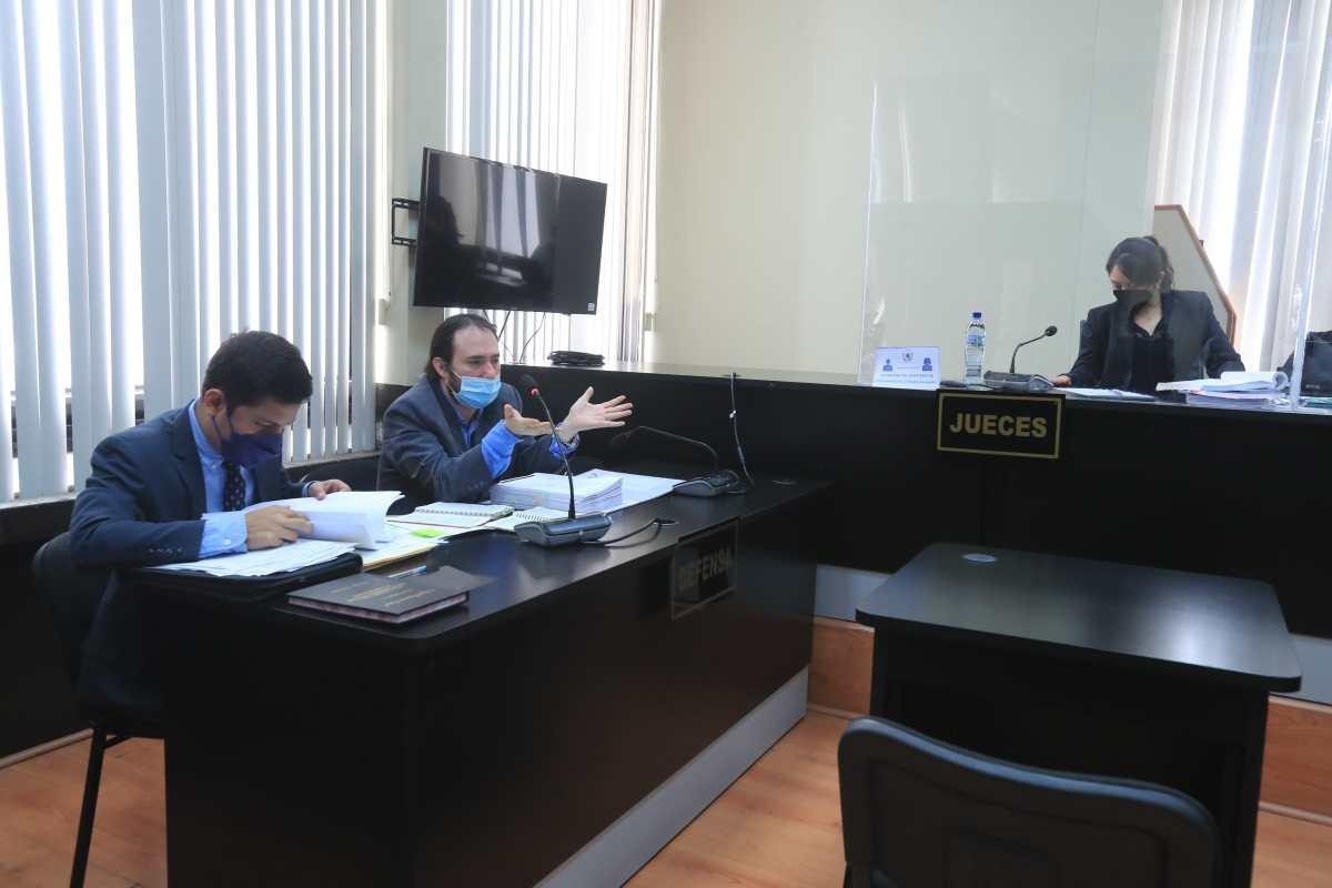 Relatan cómo se planificó apartar a la jueza Erika Aifán del caso Comisiones Paralelas