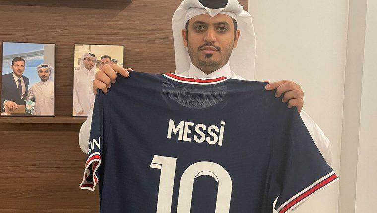"""Messi al Paris Saint-Germain """"no hay que esperar"""" confirma el primo del  presidente del club francés – Prensa Libre"""