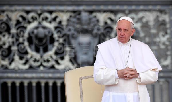 """¿Cuántas veces hemos escuchado expresiones de desprecio hacia las mujeres? El papa Francisco denuncia """"esclavitud"""" contra féminas"""