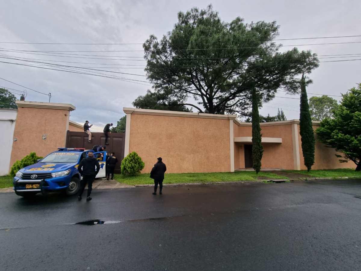 Otto Pérez Leal, exalcalde de Mixco, es aprehendido por delitos electorales