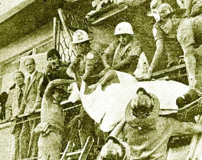Historia de Guatemala: Mueren 37 en embajada en 1980