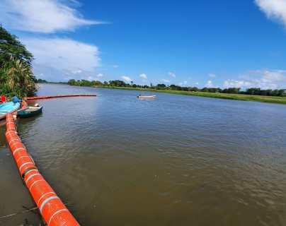 Colapsa biobarda del Motagua y el Marn dice que cobrará fianza a empresa constructora