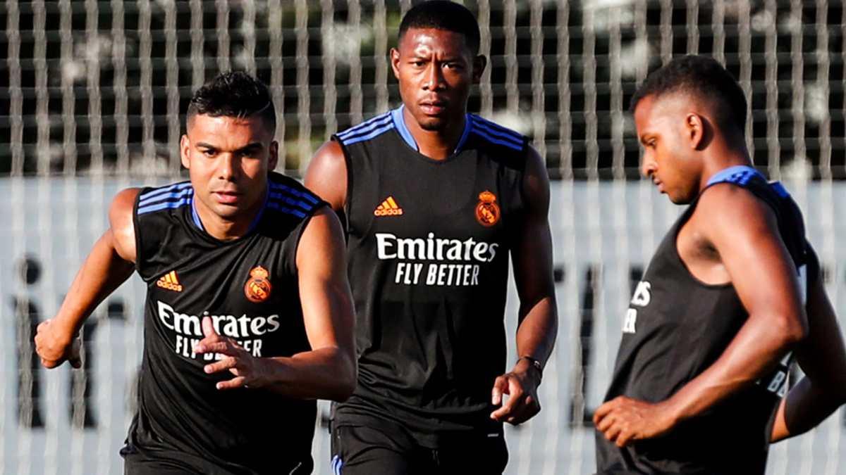 Nacho y Marcelo, ausencias en la convocatoria del Real Madrid