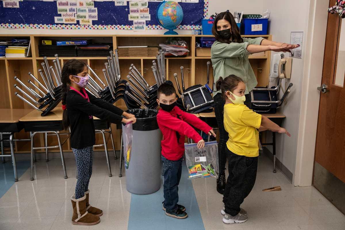 Variante delta y los niños: el riesgo de volver a clases